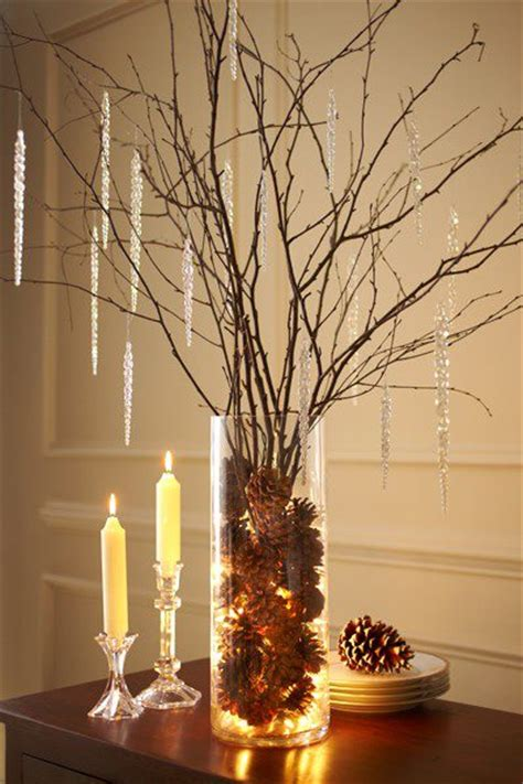 Using Branches In Home Decor Diy Trees On Budget