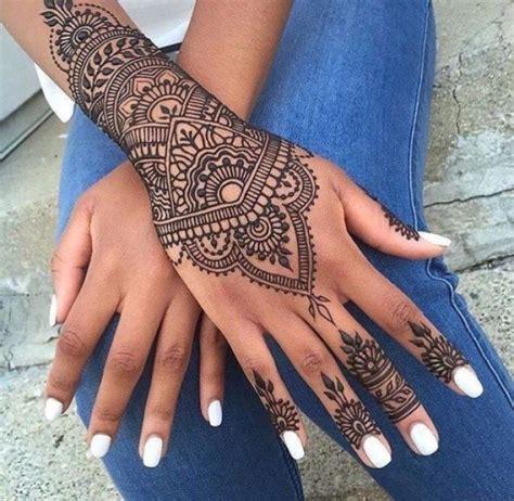 henna tattoo artist cincinnati au henn 233 noir du poignet pinteres