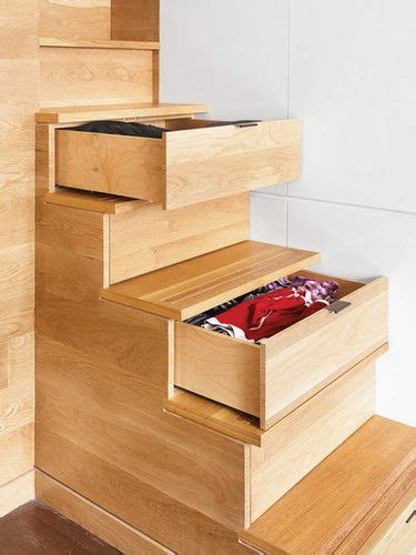 drawers stair stairs