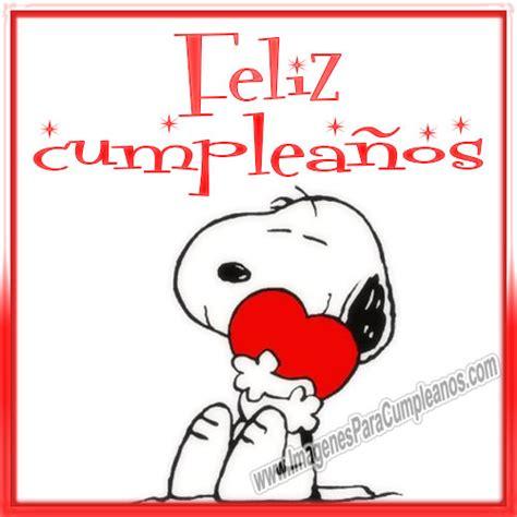 imagenes de feliz cumpleaños amiga snoopy tarjetas de cumplea 241 os para felicitar a un amigo ツ