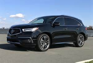 Acura Mdx Review 2017 Acura Mdx Test Drive Review Autonation Drive
