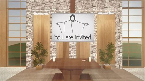 Church Invite After Effects Templates On Vimeo Church After Effects Templates