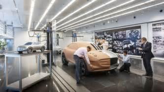 Mercedes Design Center Mercedes Opens New Design Center In Beijing Car