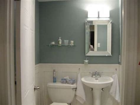 25 best ideas about small bathroom paint on pinterest paint colors small bathrooms indelink com