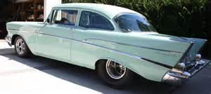 1957 chevy 210 post