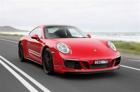 porsche gts turbo 2018 porsche 911 gts review caradvice