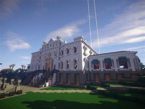 building a mansion snows mansion minecraft house design