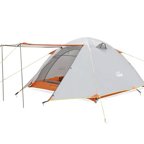 Tenda 2 Person Outdoor Tent Layer Cing Waterproof 3 Season compare prices on aluminum awning shopping buy low