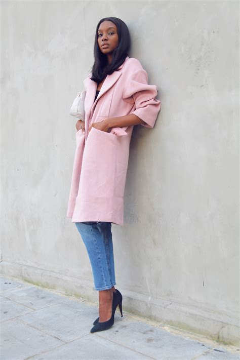 light pink cocoon coat pink cocoon coat coat nj