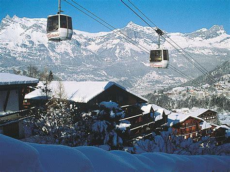 Saint Gervais ski ski holidays in France