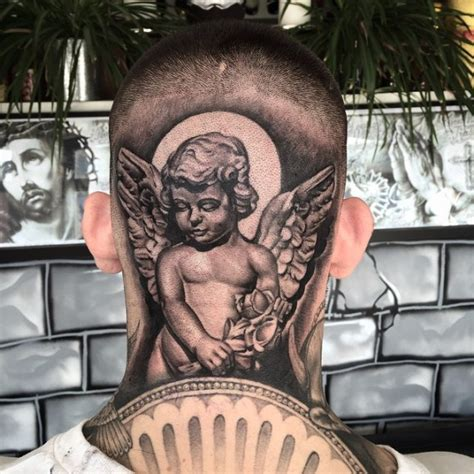 significado de tatuagem de anjos blendup