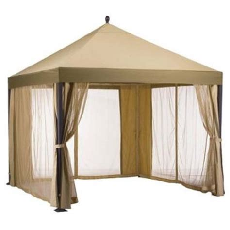 south hton gazebo replacement parts canopy brand curtains brand curtains canopy brand