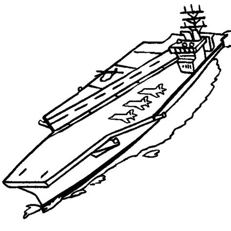 coloring page aircraft carrier cvn 74 aircraft carrier ship us navy coloring pages