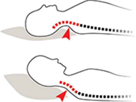 Proper Way To Sleep On Pillow by Sleeping Position And Choosing A Pillow