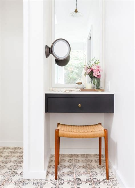 Corner Vanity Desk by The Vanity Stool An Accessory That Completes The Look
