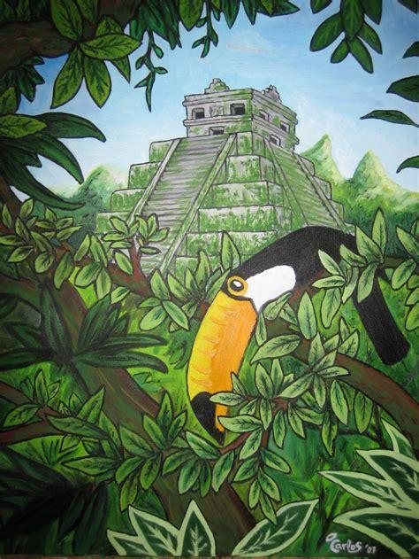 imagenes de paisajes aztecas ruina azteca 2 carlos ruiz garc 237 a artelista com