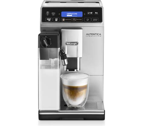 Delonghi Coffee Maker Ecam45 760 W delonghi bean to cup espresso cappuccino maker ecam45 760