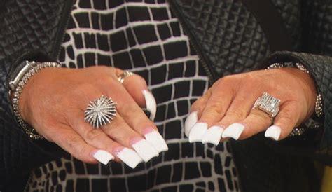 long island medium theresa nails pictures hairstylegalleriescom long island medium nails nails pinterest long island