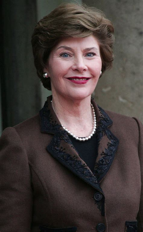 laura bush laura bush from celebs who ve killed people e news