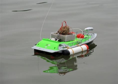 rc fishing boat accessories bait boat 2 hour rc bait fishing rc boat adventure boat