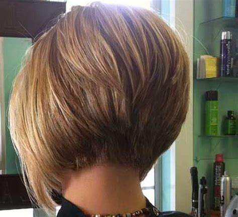 short stacked haircuts for fine hair that show front and back popular bob haircuts for round face http ocuski com