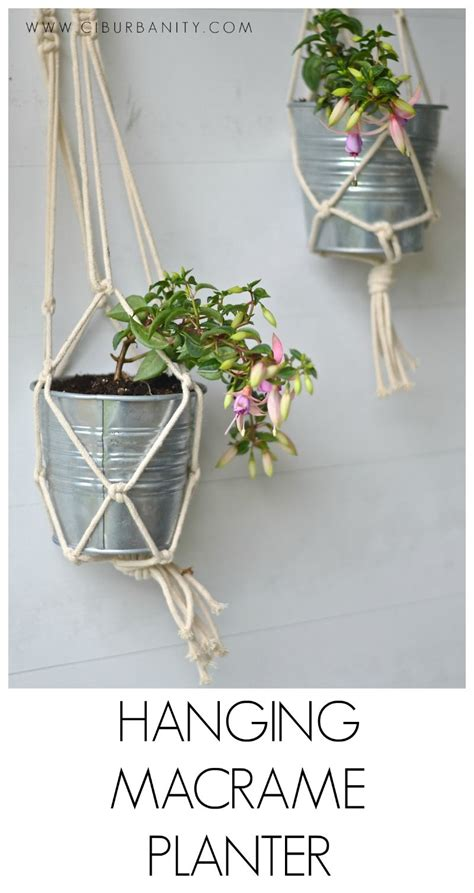 macrame plant hanger macrame plant holder hanging