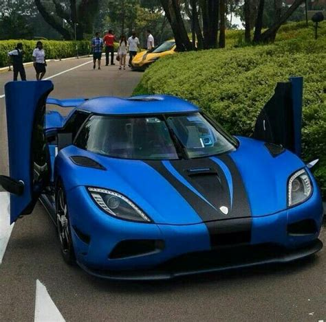 koenigsegg car blue koenigsegg agera blue super cars pinterest blue and
