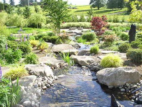 Backyard Creek Ideas Landscaping Landscaping Ideas Backyard Creek