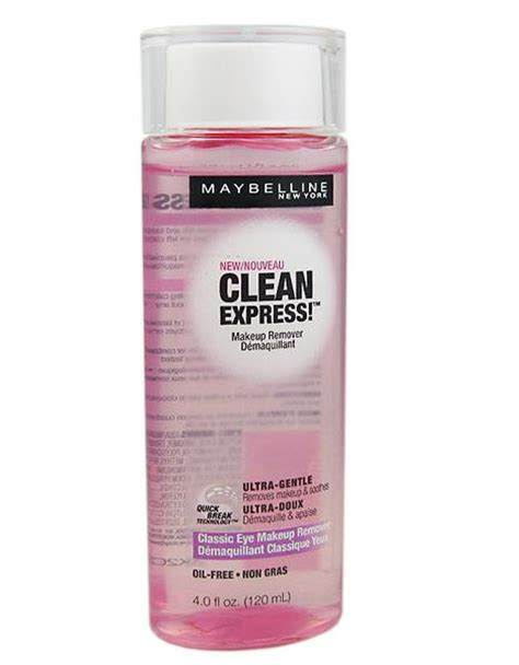 Maybelline Makeup Remover fair cosmetics maybelline clean express makeup remover
