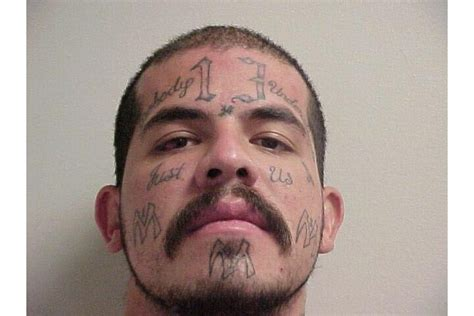 gang face tattoos photo 8 tattoos photo gallery