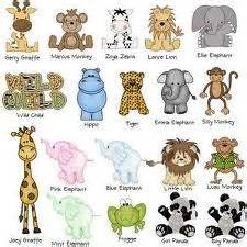 Shower theme buscar con google more animal shower animal baby shower
