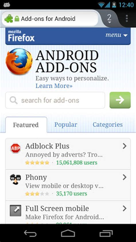 themes firefox add ons firefox android archivos celular actual m 233 xico