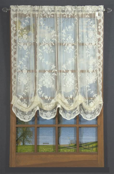Balloon Curtains And Shades Fiona Lace Balloon Shade Thecurtainshop Home Pinterest Balloon Shades Lace Balloons