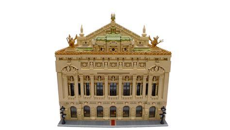 LEGO Ideas   Paris Opera House