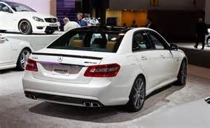 2012 Mercedes E63 Car And Driver