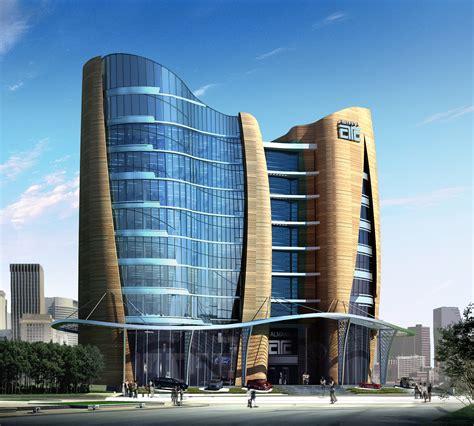 markaz almana office building showroom architect