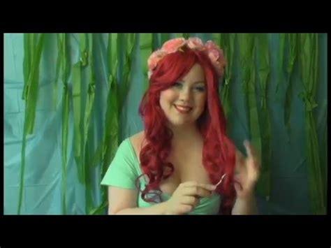 makeup tutorial little mermaid the little mermaid ariel makeup tutorial youtube