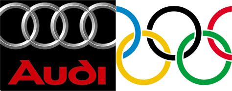 meaning of the rings in the audi logo