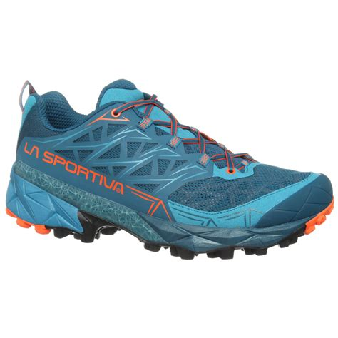 wiggle sports shoes wiggle la sportiva akyra shoes offroad running shoes