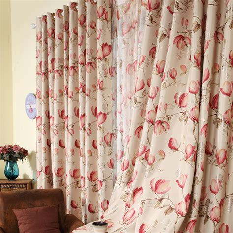 elegant life red and cream curtains soozone