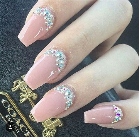 Nails Designs With Diamonds