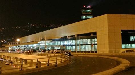 beirut rafic hariri airport increases cargo
