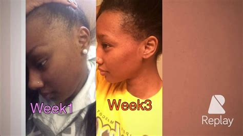 hair grease that grows black hair how to grow your edges fast dax hair grease review youtube