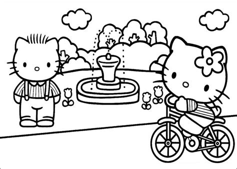 hello kitty christmas coloring pages pdf 20 free printable hello kitty coloring pages printable