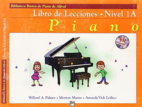 libro talk spanish 1 book cd leer libro alfred s basic piano course lesson book bk 1a spanish language edition book cd