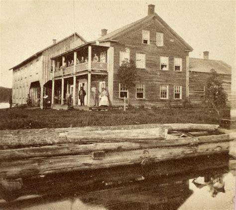 Saranac House by Martin S Historic Saranac Lake Localwiki