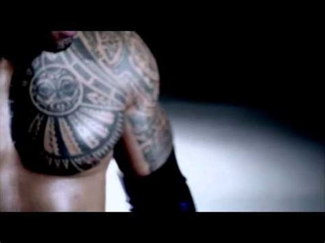 the rock s tattoo the untold story the rock s