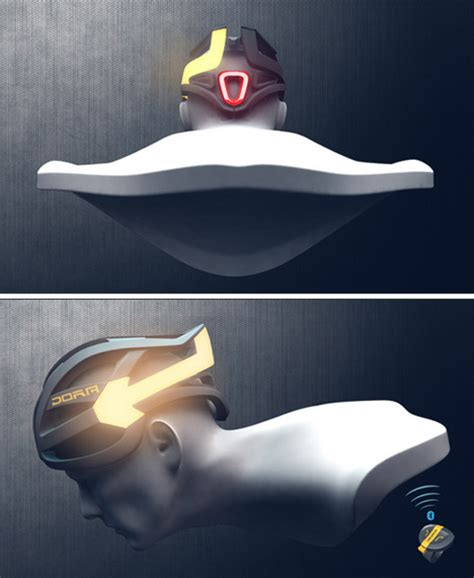 Bike Helmet Lights by All In One Bicycle Helmet Sleek Integrated Lights