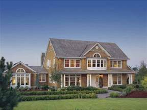Two Story House Plans With Front Porch by Eplans Shingle House Plan His And Hers Master Baths