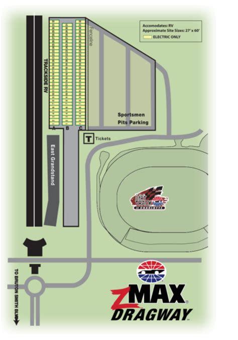 map of atlanta dragway maps cing motor speedway